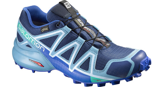 Salomon Speedcross 4 GTX Løbesko blå